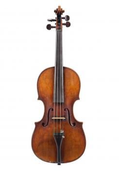 Скрипка французского мастера 19 века, школа Caussin, 1880 гг.