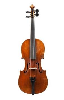 Скрипка австрийской мануфактуры  начала 20 века, Schweitzer